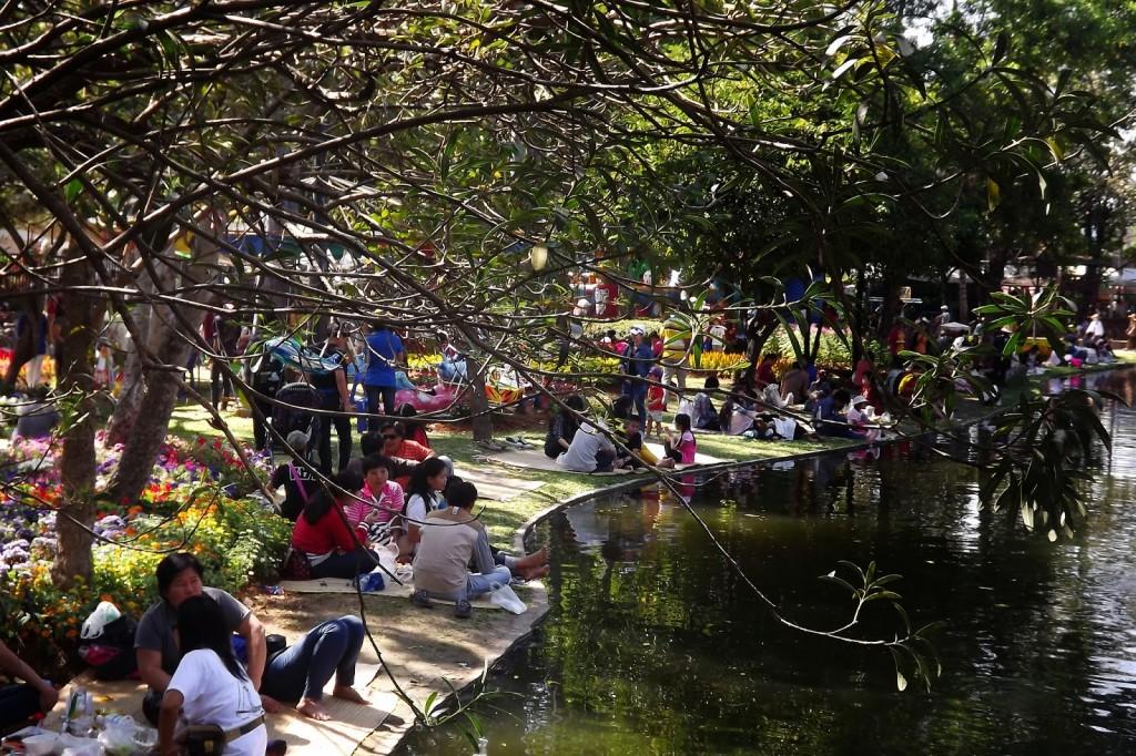 Suan Buak Hat Park, Chiang Mai