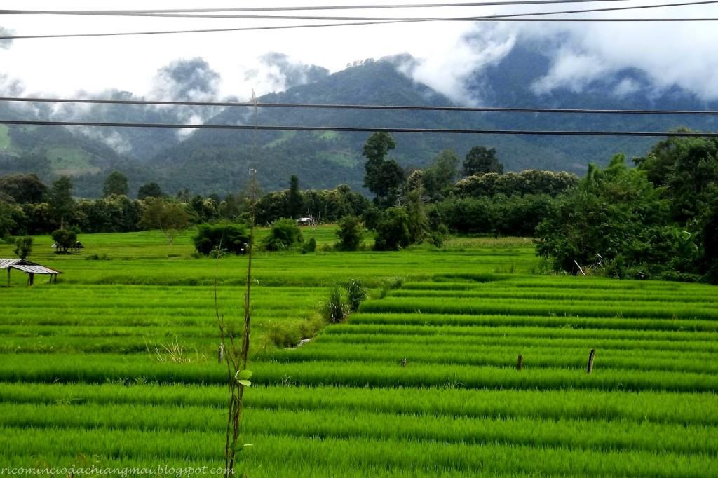 pai, thailandia