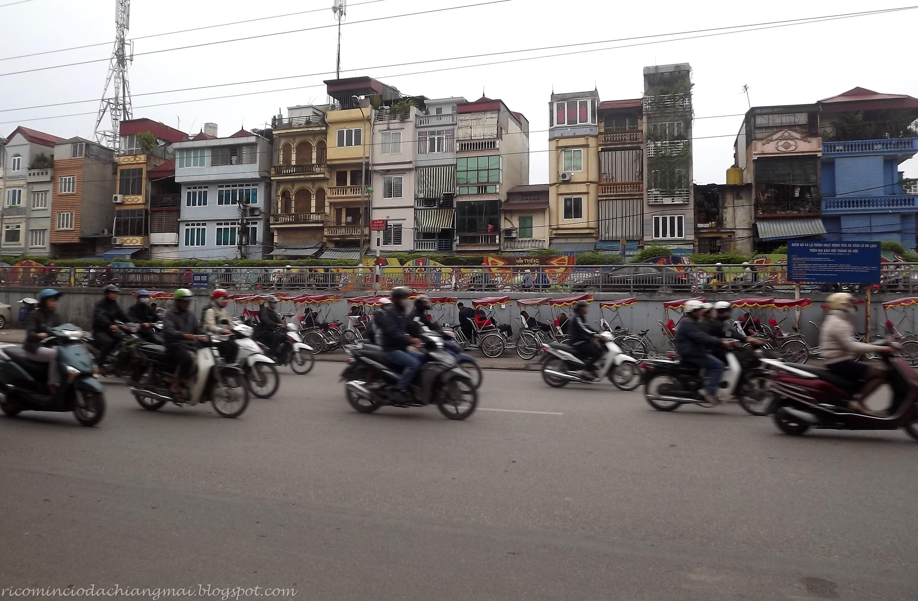 questione di traffico